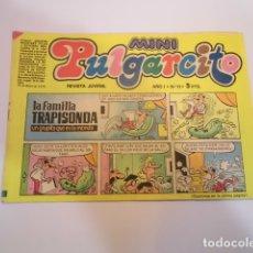 Tebeos: MINI PULGARCITO - NUMERO 11 - EDITORIAL BRUGUERA - 1975. Lote 170361588