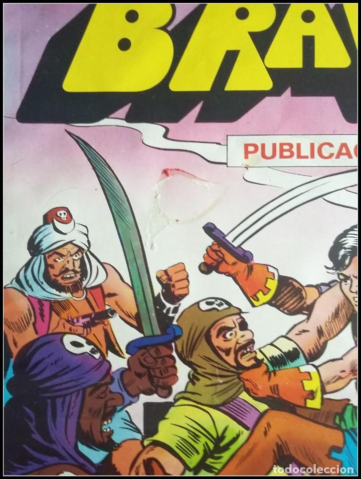 Tebeos: LOTE 18 TEBEO COMICS BRAVO EL CACHORRO EDITORIAL BRUGUERA - Foto 20 - 170367180