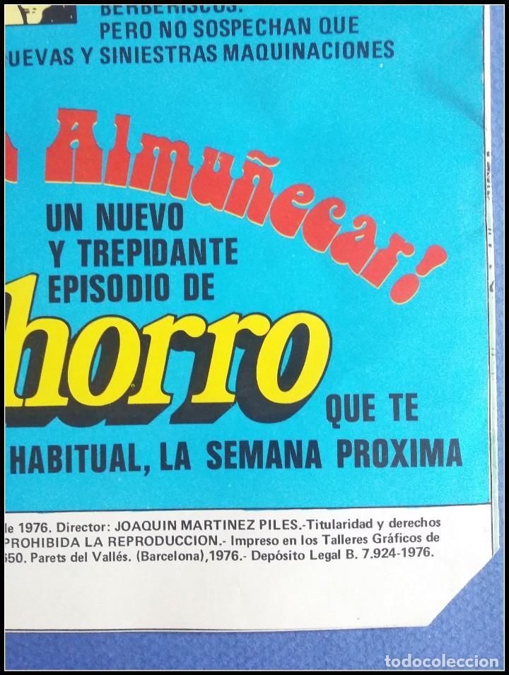 Tebeos: LOTE 18 TEBEO COMICS BRAVO EL CACHORRO EDITORIAL BRUGUERA - Foto 22 - 170367180