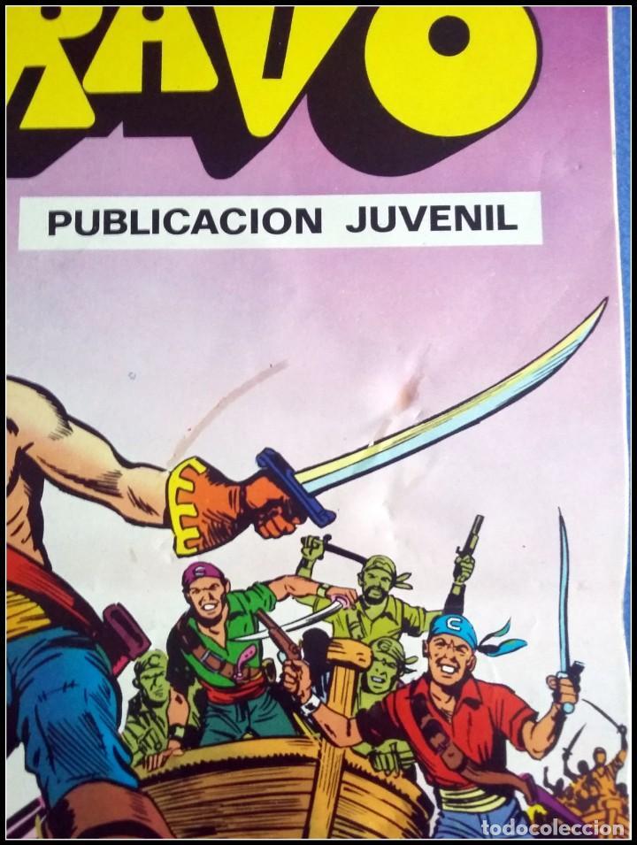 Tebeos: LOTE 18 TEBEO COMICS BRAVO EL CACHORRO EDITORIAL BRUGUERA - Foto 23 - 170367180