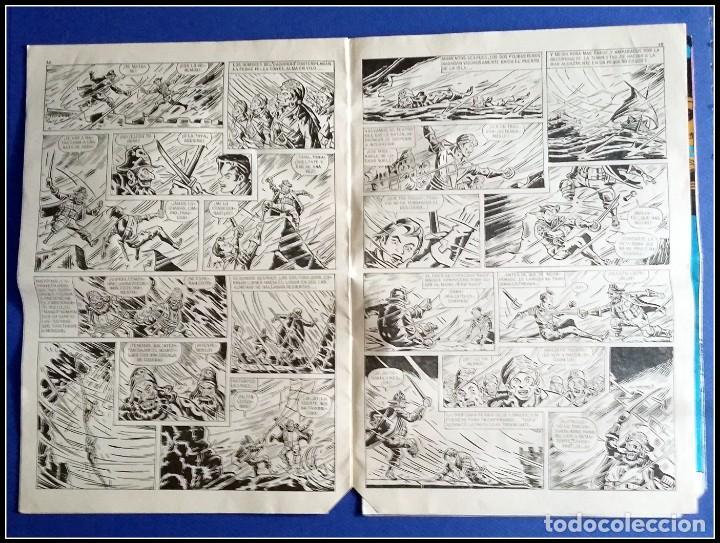 Tebeos: LOTE 18 TEBEO COMICS BRAVO EL CACHORRO EDITORIAL BRUGUERA - Foto 24 - 170367180