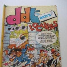 BDs: DDT EXTRA ZOO LOCURAS. Nº 69 . BRUGUERA . 1984 CS147. Lote 170396346