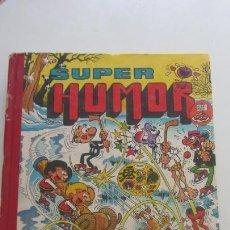 Tebeos: SUPER HUMOR Nº 38 MORTADELO, ZIPI ZAPE , CARPANTA , SACARINO . EDICIONES . B CX15. Lote 170404484