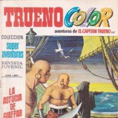 Tebeos: COMIC COLECCION CAPITAN TRUENO EXTRA Nº 237. Lote 170650465