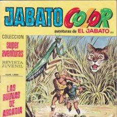 Tebeos: JABATO COLOR Nº 193. Lote 170661440