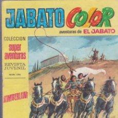 Tebeos: JABATO COLOR Nº 13. Lote 170662095