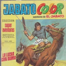 Tebeos: JABATO COLOR Nº 23. Lote 170670135
