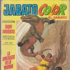 Tebeos: JABATO COLOR Nº 28. Lote 170670735