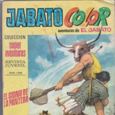Tebeos: JABATO COLOR Nº 29. Lote 170670790