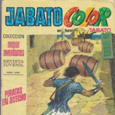 Tebeos: JABATO COLOR Nº 30. Lote 170670825