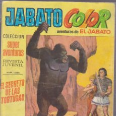 Tebeos: JABATO COLOR Nº 35. Lote 170671360