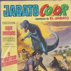 Tebeos: JABATO COLOR Nº 37. Lote 170671415