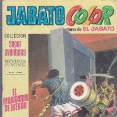 Tebeos: JABATO COLOR Nº 42. Lote 170672120