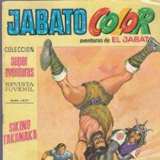 Tebeos: JABATO COLOR Nº 45. Lote 170672695