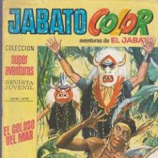 Tebeos: JABATO COLOR Nº 49. Lote 170673305