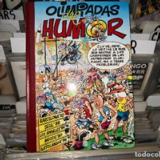 Tebeos: SUPER HUMOR NUMERO 2 OLIMPIADAS DEL HUMOR EDICIONES B. Lote 170857370