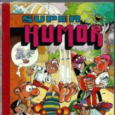 Tebeos: SUPER HUMOR TOMO LII - ULTIMO DE LA COLECCION - BRUGUERA 1986 - MUY NUEVO. Lote 170876025