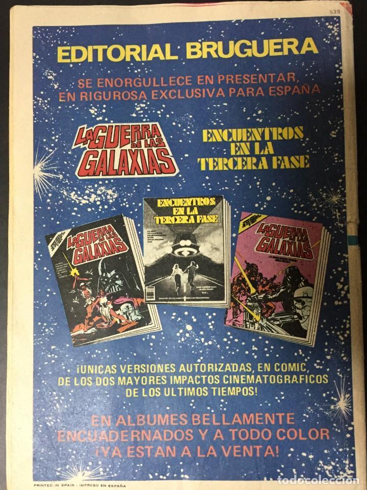 REVISTA JUVENIL DDT 1978 CON PUBLICIDAD DE LA GUERRA DE LAS GALAXIAS STAR WARS (Tebeos y Comics - Bruguera - DDT)