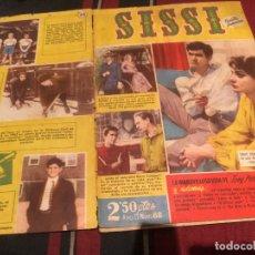 BDs: SISSI Nº 88- REVISTA FEMENINA - TONY PERKINS. - BRUGUERA.- 1959 .. Lote 170919810