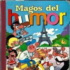 Tebeos: MAGOS DEL HUMOR IX - BRUGUERA 1972 1ª EDICION - CON 5 OLE DIFICILES : ANACLETO, CATAPLASMA, ETC. Lote 170977943