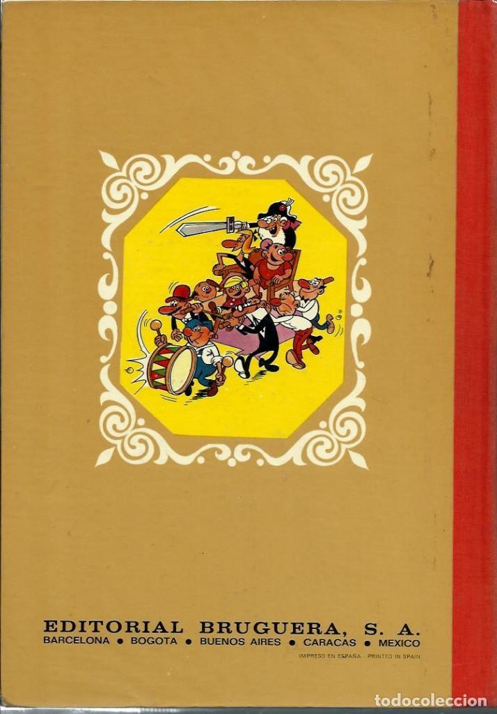Tebeos: MAGOS DEL HUMOR - TOMOS I A XXI COLECCION COMPLETA - BRUGUERA 1971-75 EN EXCELENTE ESTADO - UNA JOYA - Foto 7 - 170982387