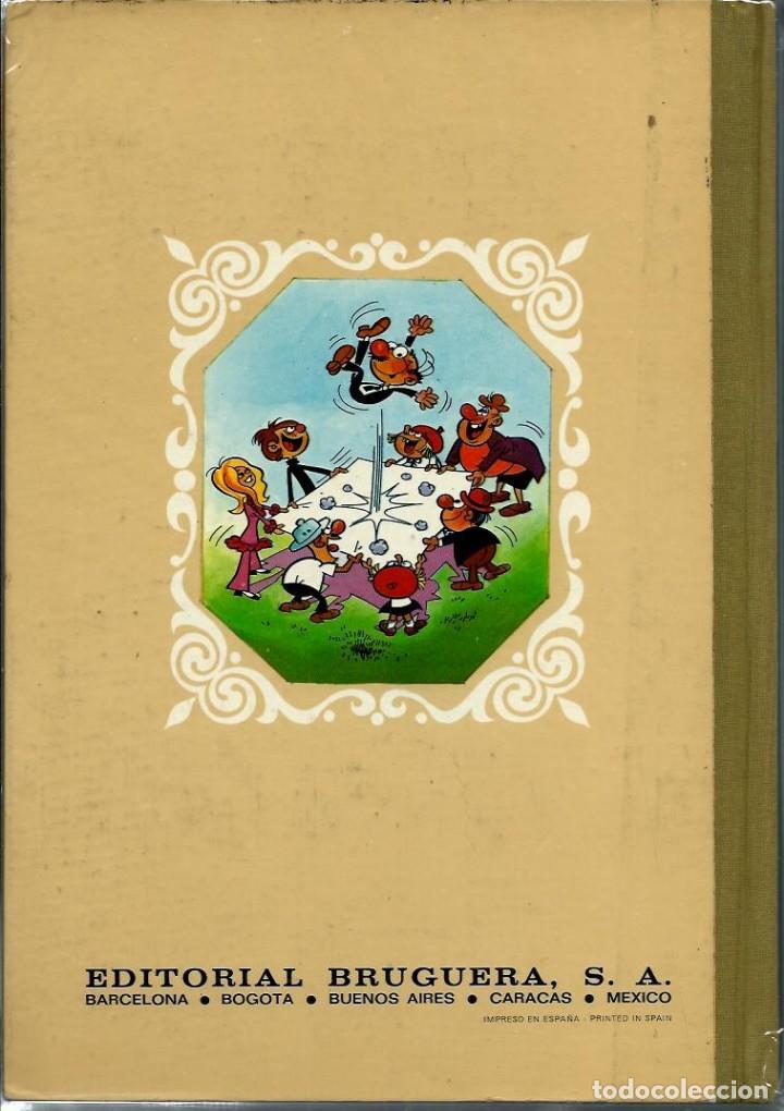 Tebeos: MAGOS DEL HUMOR - TOMOS I A XXI COLECCION COMPLETA - BRUGUERA 1971-75 EN EXCELENTE ESTADO - UNA JOYA - Foto 8 - 170982387
