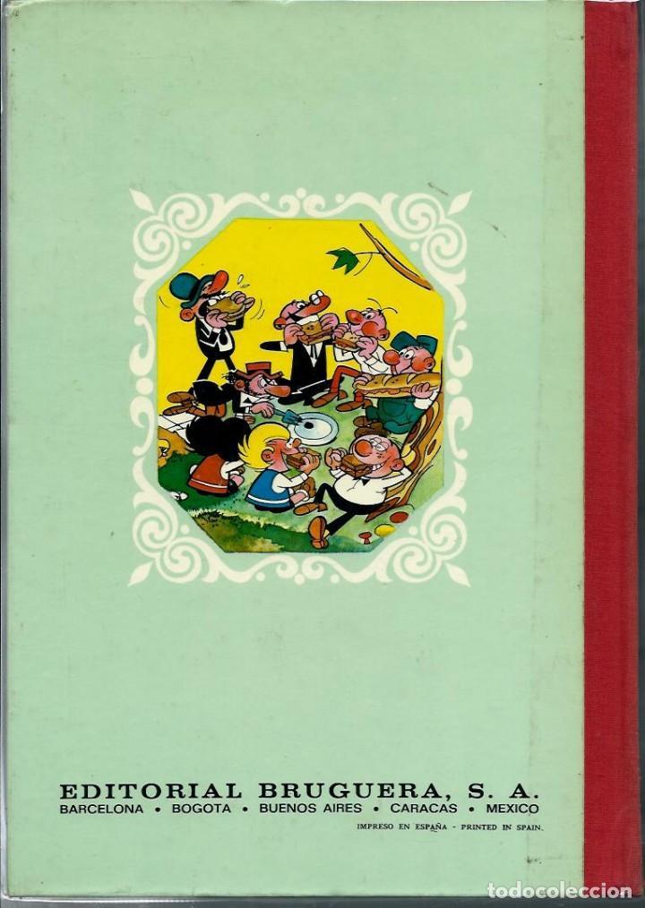 Tebeos: MAGOS DEL HUMOR - TOMOS I A XXI COLECCION COMPLETA - BRUGUERA 1971-75 EN EXCELENTE ESTADO - UNA JOYA - Foto 9 - 170982387