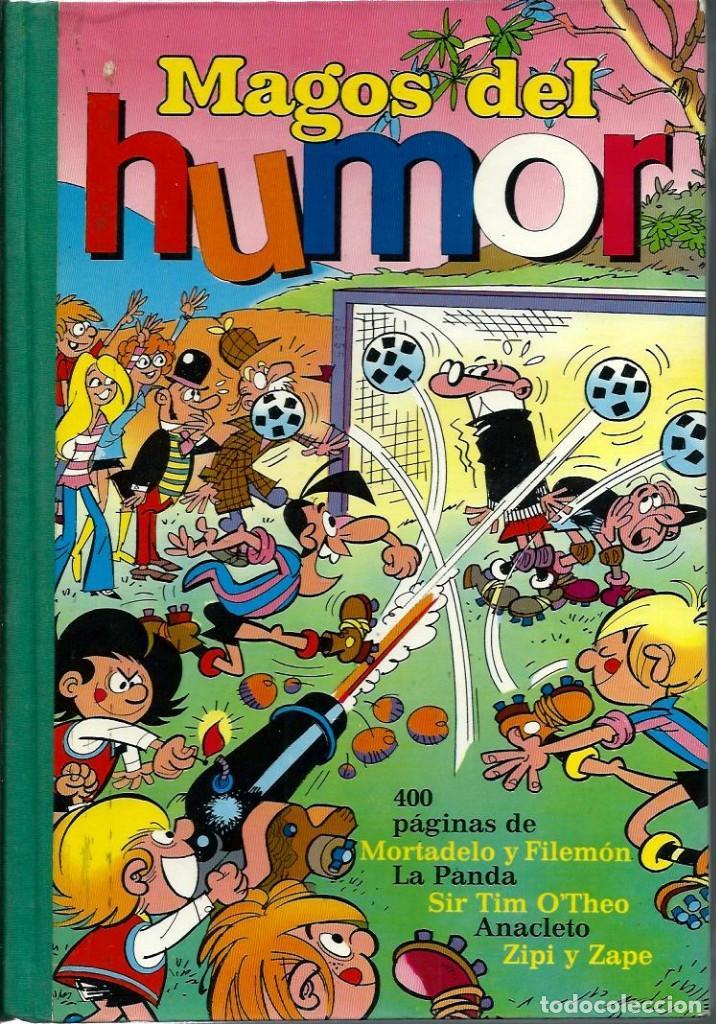 Tebeos: MAGOS DEL HUMOR - TOMOS I A XXI COLECCION COMPLETA - BRUGUERA 1971-75 EN EXCELENTE ESTADO - UNA JOYA - Foto 17 - 170982387