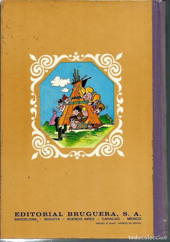 Tebeos: MAGOS DEL HUMOR - TOMOS I A XXI COLECCION COMPLETA - BRUGUERA 1971-75 EN EXCELENTE ESTADO - UNA JOYA - Foto 18 - 170982387