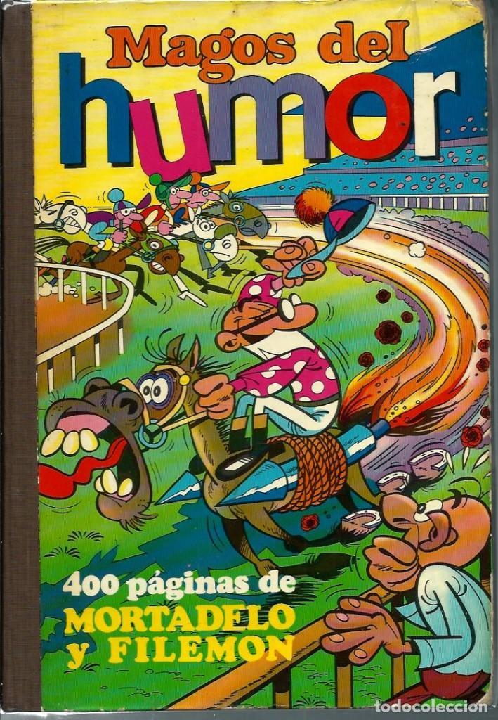 Tebeos: MAGOS DEL HUMOR - TOMOS I A XXI COLECCION COMPLETA - BRUGUERA 1971-75 EN EXCELENTE ESTADO - UNA JOYA - Foto 23 - 170982387