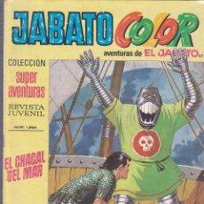 Tebeos: COMIC COLECCION JABATO COLOR Nº 57. Lote 171010622