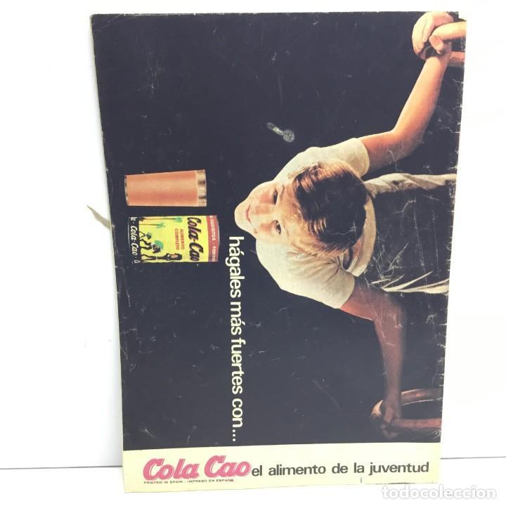 Tebeos: REVISTA JUVENIL BRAVO - BRUGUERA - AÑO I - Nº 29 - PUBLICIDAD COLA CAO - Foto 3 - 171019008