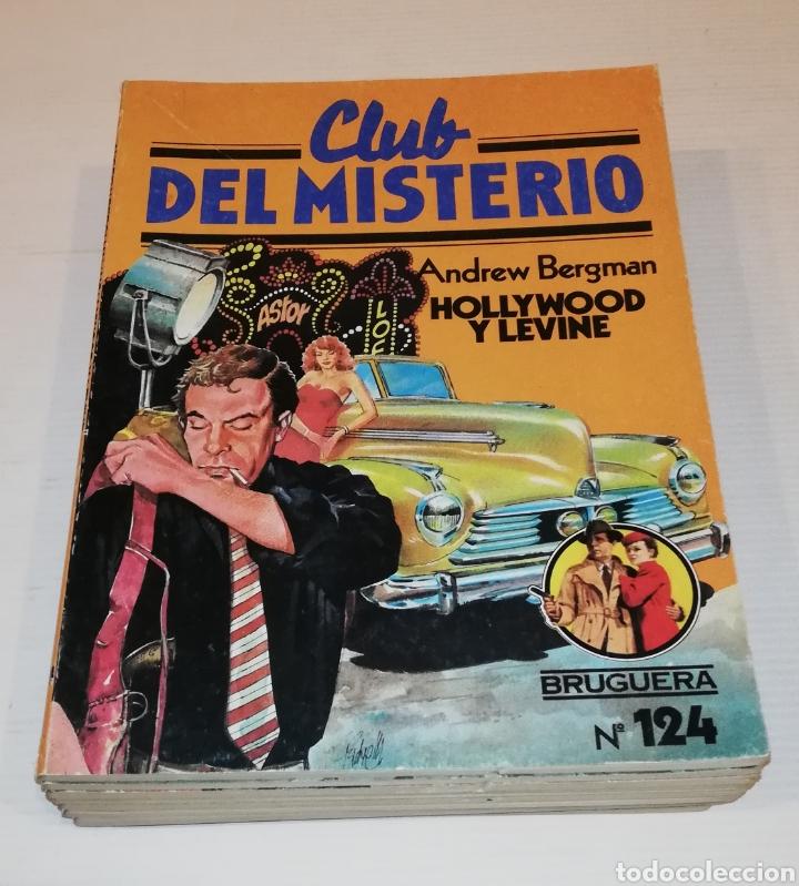 Tebeos: Lote 13 Comics Libros Club del Misterio Bruguera 62 109 115 122 124 125 131 132 137 138 140 141 147 - Foto 6 - 171065764
