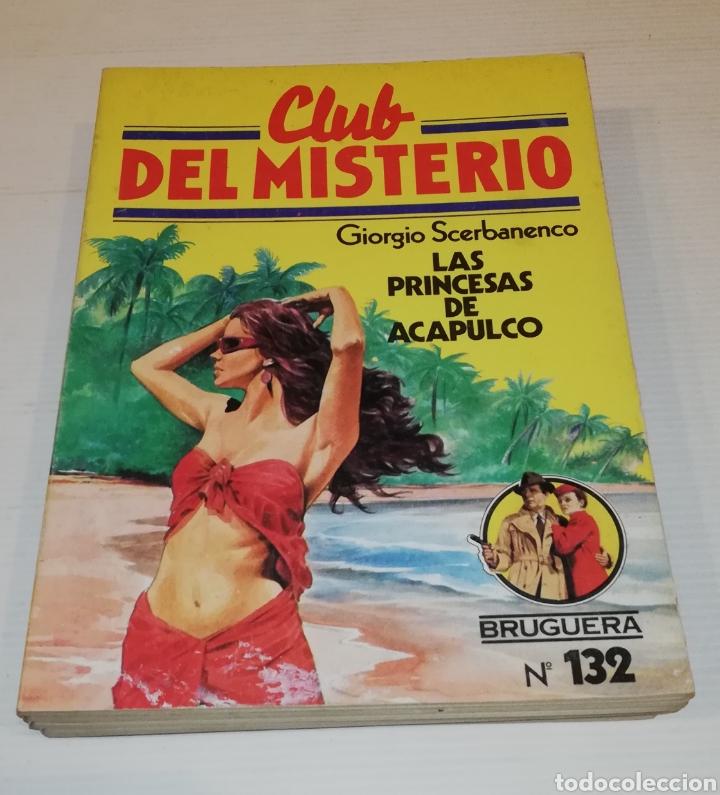 Tebeos: Lote 13 Comics Libros Club del Misterio Bruguera 62 109 115 122 124 125 131 132 137 138 140 141 147 - Foto 9 - 171065764