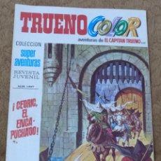 Tebeos: TRUENO COLOR Nº 252 (BRUGUERA 1ª EPOCA 1974). Lote 171109233
