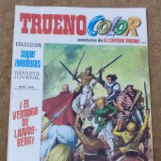 Tebeos: TRUENO COLOR Nº 246 (BRUGUERA 1ª EPOCA 1974). Lote 171110082