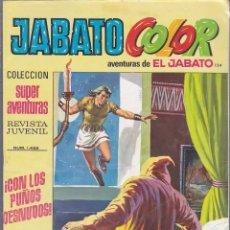 Tebeos: COMIC COLECCION JABATO COLOR Nº 124. Lote 171118537