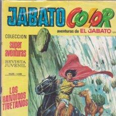 Tebeos: COMIC COLECCION JABATO COLOR Nº 129. Lote 171118685