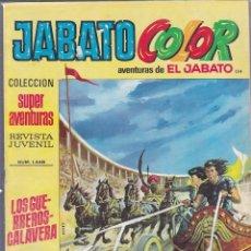 Tebeos: COMIC COLECCION JABATO COLOR Nº 134. Lote 171118895