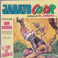 Tebeos: COMIC COLECCION JABATO COLOR Nº 136. Lote 171118912