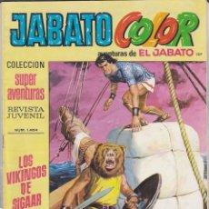 Tebeos: COMIC COLECCION JABATO COLOR Nº 137. Lote 171121257