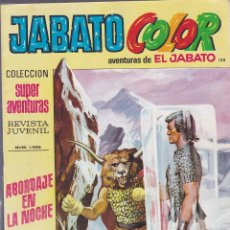 Tebeos: COMIC COLECCION JABATO COLOR Nº 138. Lote 171121277