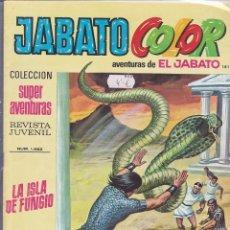 Tebeos: COMIC COLECCION JABATO COLOR Nº 141. Lote 171121353