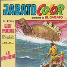 Tebeos: COMIC COLECCION JABATO COLOR Nº 142. Lote 171121383