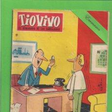 Tebeos: TIO VIVO - Nº 87 - SEMANARIO DE HUMOR PARA MAYORES - CRISOL / BRUGUERA. (1959). 1ª EDICIÓN.. Lote 171129759