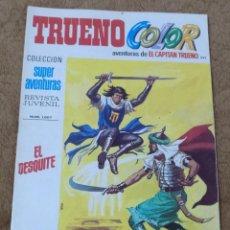 Tebeos: TRUENO COLOR Nº 242 (BRUGUERA 1ª EPOCA 1974). Lote 171132650