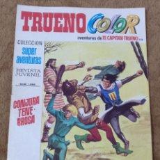 Tebeos: TRUENO COLOR Nº 236 (BRUGUERA 1ª EPOCA 1973). Lote 171133309