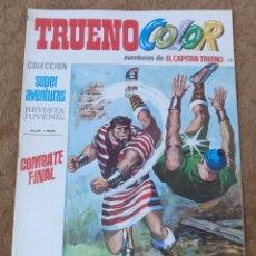 Tebeos: TRUENO COLOR Nº 231 (BRUGUERA 1ª EPOCA 1973). Lote 171133629