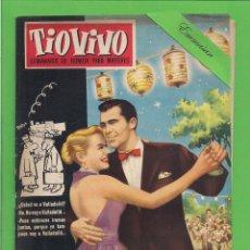 Tebeos: TIO VIVO - Nº 61 - SEMANARIO DE HUMOR PARA MAYORES - CRISOL / BRUGUERA. (1958). 1ª EDICIÓN.. Lote 171136325