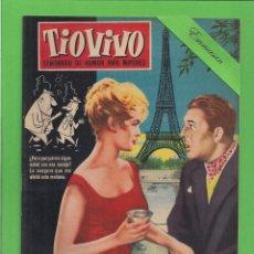 Tebeos: TIO VIVO - Nº 69 - SEMANARIO DE HUMOR PARA MAYORES - CRISOL / BRUGUERA. (1958). 1ª EDICIÓN.. Lote 171137670